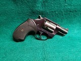 "CHARTER ARMS - UNDERCOVER. DOUBLE ACTION REVOLVER. 1.75"" BBL. BLUED FINISH. 5-SHOT. - .38 SPECIAL"