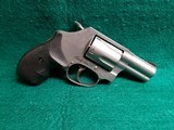 "SMITH & WESSON - MODEL 60-14 LADYSMITH. STAINLESS. 5-SHOT J-FRAME REVOLVER. 2"" BBL. NICE GUN! - .357 MAGNUM"
