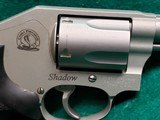 "COBRA - SHADOW. HAMMERLESS 5-SHOT POCKET REVOLVER. 1.75"" BBL. GUNSMITH SPECIAL. SOLD AS-IS! - .38 SPECIAL - 9 of 17"