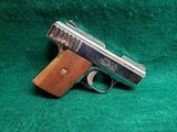 """RAVEN ARMS - MODEL P-25. CHROME. 2.5"""" BBL. NO MAG. GUNSMITH SPECIAL. PARTS/PROJECT GUN SOLD AS-IS! - .25 ACP"""