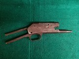 COLT - LIGHTNING. SMALL FRAME. STRIPPED RECEIVER. W-LOWER TANG & TRIGGER GUARD. MFG. IN 1902 - .22 RIMFIRE