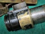 J.W. HANDLEY - ORIGINAL BRITISH WWII TANK SIGHTING TELESCOPE. NO 124 L.P. MK 1. CIRCA 1942. MADE IN AUSTRAILIA - 3 of 9