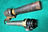 J.W. HANDLEY - ORIGINAL BRITISH WWII TANK SIGHTING TELESCOPE. NO 124 L.P. MK 1. CIRCA 1942. MADE IN AUSTRAILIA - 2 of 9