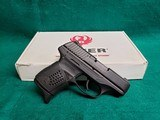 "RUGER - LC9. SEMI-AUTO. SINGLE STACK CARRY PISTOL. 3"" BBL. W-GALLOWAY TRIGGER. IN ORIGINAL BOX W-1 MAG. VERY NICE! - 9MM LUGER"