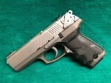 RUGER P94 .40 S&W CALIBER