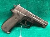 SIG SAUER P226 9MM CALIBER