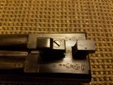 Prototype FN Trigger plate actioned box lock double - 13 of 14