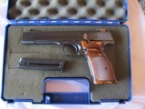 smith and wesson model 41 semiauto target 22 long rifle pistol
