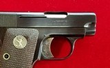 """""""Sold"""" Colt 1908 25acp - 2 of 8"""