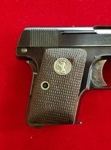 """""""Sold"""" Colt 1908 25acp - 3 of 8"""