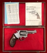 Smith & Wesson 60-7 Lady Smith
