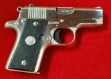 Colt Mustang 380acp