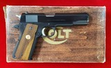 Colt Government MKIV Series 70