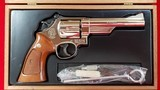 """""""Sold"""" Smith & Wesson Model 57 - 2 of 18"""