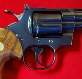 """SOLD"" Colt Python 4"" BLUE Box and Papers - 6 of 21"