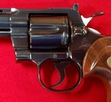 """SOLD"" Colt Python 4"" BLUE Box and Papers - 10 of 21"