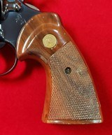 """SOLD"" Colt Python 4"" BLUE Box and Papers - 9 of 21"