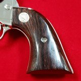 """Sold"" Colt New Frontier 7-1/2"" 357mag Nickel - 11 of 15"