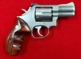 """Sold"" Smith & Wesson 686-1 .357mag( LEW HORTON )"