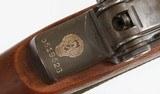 """BERETTAM1 GARAND( RARE )24"""" BARREL W/BAYONET LUGMFD YEAR 1955 (INDONESIAN ARMY) - 10 of 12"""