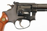 """SMITH & WESSON34-1BLUED4""""22LR6 ROUNDWOOD GRIPSEXCELLENTNO BOX - 3 of 12"""