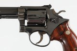 """SMITH & WESSON14-3BLUED6""""38SPL6 SHOTWOOD GRIPSEXCELLENTNO BOX - 7 of 15"""
