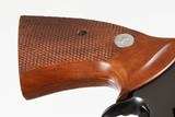 """COLTLAWMAN MKIIIBLUED4""""357 MAG6RDWOOD GRIPSEXCELLENT PLUS - 13 of 13"""