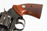 """COLTLAWMAN MKIIIBLUED4""""357 MAG6RDWOOD GRIPSEXCELLENT PLUS - 12 of 13"""