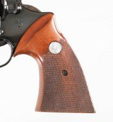 """COLTLAWMAN MKIIIBLUED4""""357 MAG6RDWOOD GRIPSEXCELLENT PLUS - 5 of 13"""