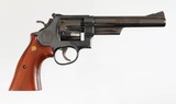 SMITH AND WESSON MODEL 25-345 LCTTT125TH ANNIVERSARY COMMEMORATIVE (1852-1977) WITH PRESENTATION CASE & PAPERS