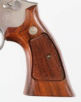 SMITH & WESSONMODEL 686 SILHOUETTE357 MAGNUMREVOLVERTTT(1986 YEAR MODEL) - 4 of 13
