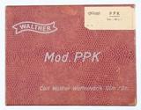 WALTHERPPK22 LRPISTOL(1967 YEAR MODEL) - 15 of 18