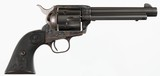 COLTSINGLE ACTION ARMY357 MAGNUMREVOLVER(1981 - 3RD GEN)BOX ANS PAPERS