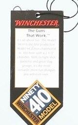 WINCHESTERMODEL 9410410SHOTGUN(NIB) - 16 of 19