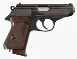 """WALTHERPPK380 ACPPISTOL(EAGLE OVER """"N"""" MARKED) BOX"""