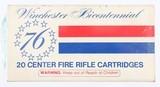 WINCHESTER30-30 RIFLE CARTRIDGES(BICENTENNIAL EDITION)