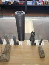 YHM Phantom Titanium .223/5.56 QD Suppressor