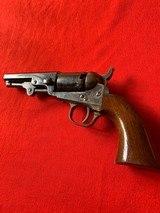 Mint colt 1849 pocket pistol - 2 of 12
