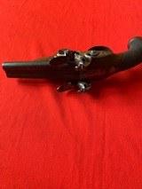Double barrel flintlock pistol CLIVE