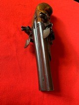 Double barrel flintlock pistol - 3 of 9