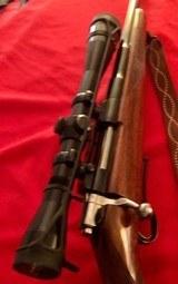 Browning safari grade bolt action - 1 of 6