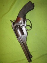 KERR REVOLVER WITH J S ANCHOR MARK - 5 of 15