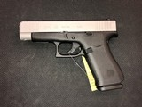 Glock G48 NEW Silver Slide 9mm w/ box