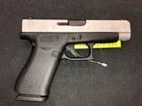 Glock G48 NEW Silver Slide 9mm w/ box - 2 of 2