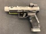 "CANIK TP9SFX 9mm 5"" Vortex optical site NIB"