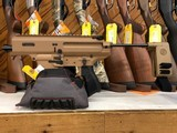"""Sig Sauer MPX PDW Coyote 3.5"""" 9mm new in box"""