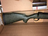 Weatherby Vanguard 300 Win Rem green & black 24""