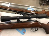 Winchester 52B Pre-64 22lr w/ xtra magazines and Burris Scope - 8 of 9