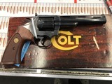 Colt Trooper 357 w/ box excellent condition Unfired and not spun