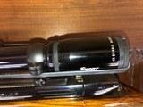 Weatherby Mark V 460wby 4x Burris scope Stock Barrel African Rifle Fixed Muzzle Break - 7 of 12